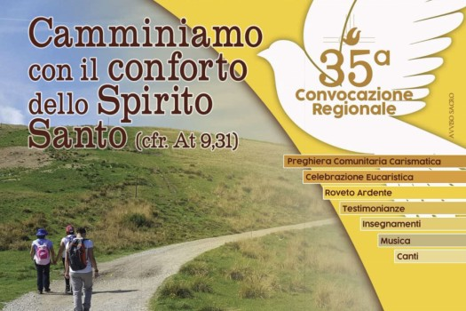 35° Convocazione Regionale